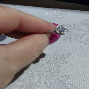#00119 Genuine Ginger Lyne Sterling Silver Ring